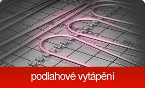 Podlahové topení Multibeton