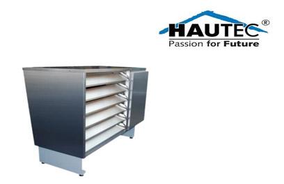 HWL-A venkovní vzduch - voda tepelné čerpadlo