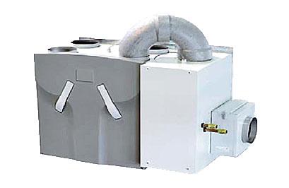 Zemní glykolový tepelný výměník Comfofond L 600