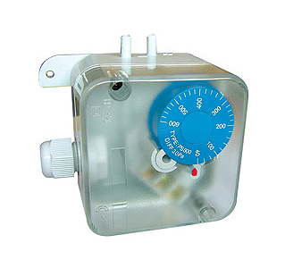 Rekuperátory R-VENT Presostat (měřič rozdílů tlaků)